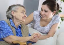 senior care in home